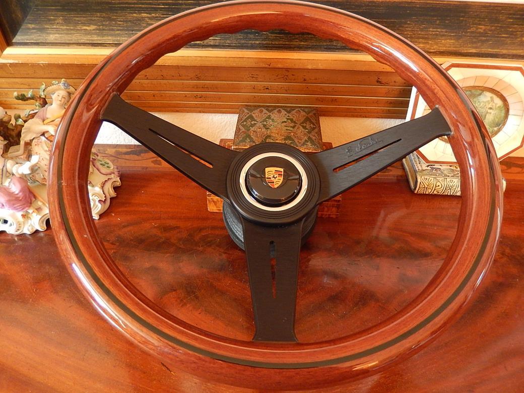 201 Porsche Steering Wheel