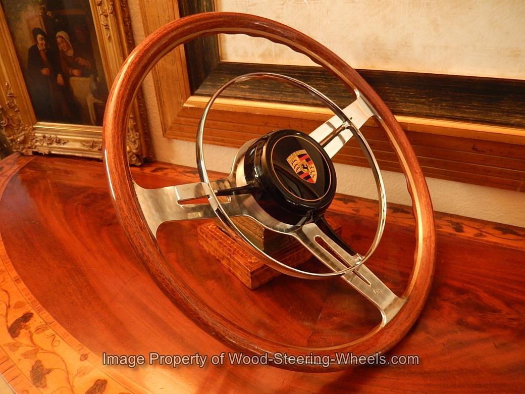 267 Porsche Steering Wheel