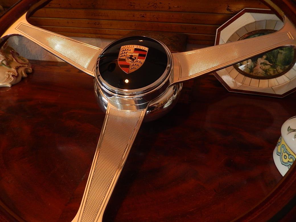 209 Porsche Steering Wheel