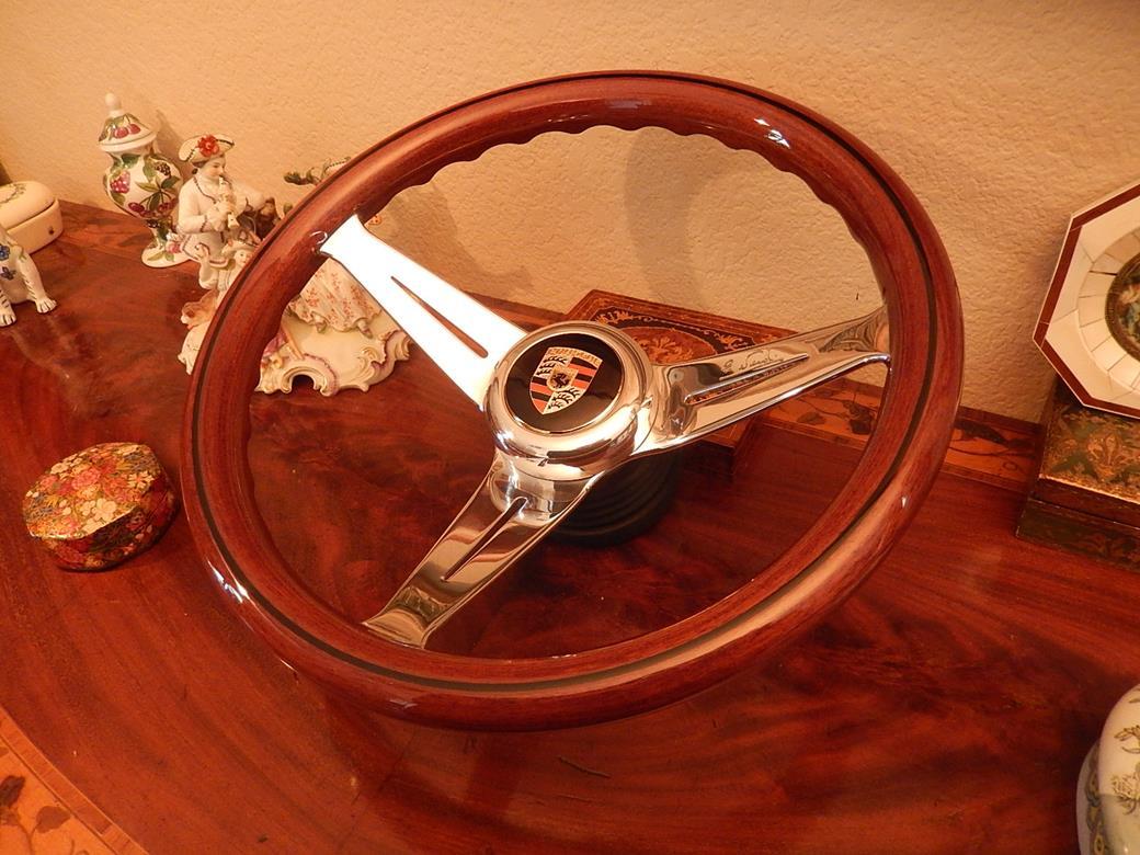 232 Porsche Steering Wheel