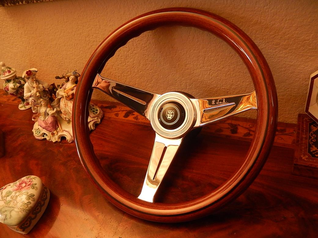 84 jaguar xjs 1990 1996 steering wheel for Benetton 4 wheel steering