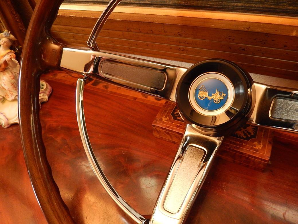 Karmann Ghia Petri Steering Wheel -