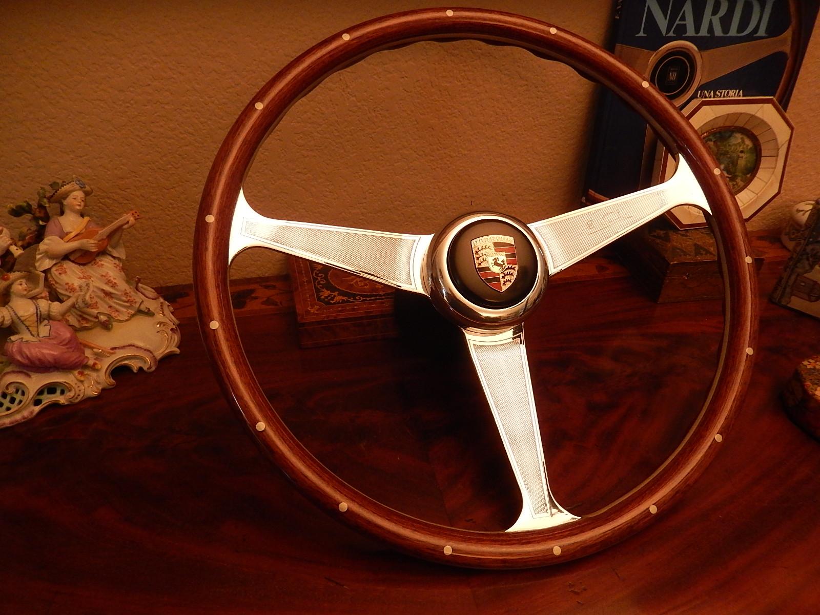 230 Porsche Steering Wheel